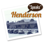 Henderson Speaks Event