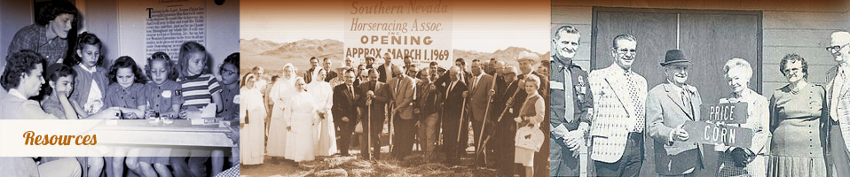 Henderson Historical Society Resources